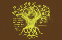 Honey & Locust T-Shirt