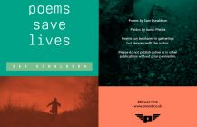 Poems Save Lives